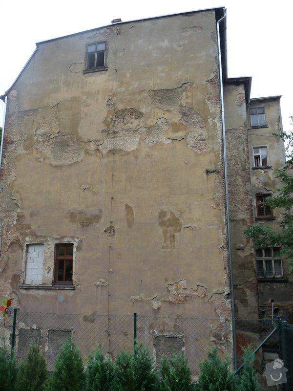 Kompletní zateplení bytového domu: Liberec
