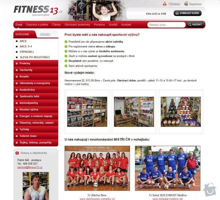 Tvorba eshopu se sportovní výživou Fitness13: 058-fitness13-1
