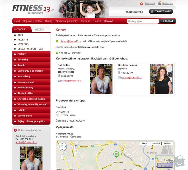 Tvorba eshopu se sportovní výživou Fitness13: 058-fitness13-4