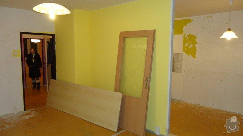 Rekonstrukce panelového bytu 3+1: Pokoj-3