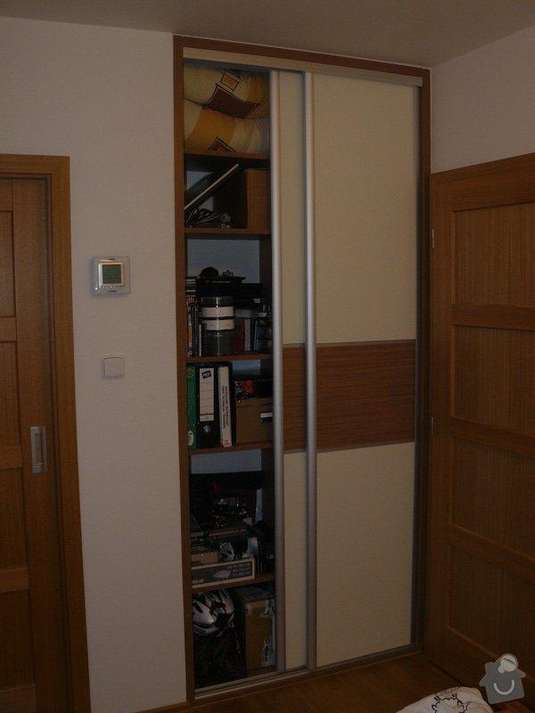 Vestavěná skříň: P1050645