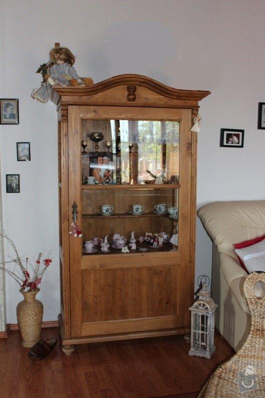 Masivní stylový nábytek: IMG_0815