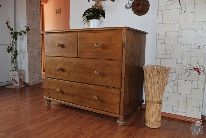 Masivní stylový nábytek: IMG_0816