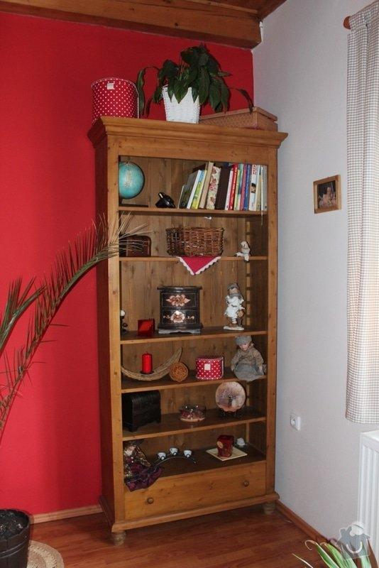 Masivní stylový nábytek: IMG_0822