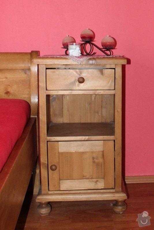 Masivní stylový nábytek: IMG_0857