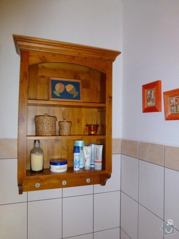 Masivní stylový nábytek: skrnka_koupelna