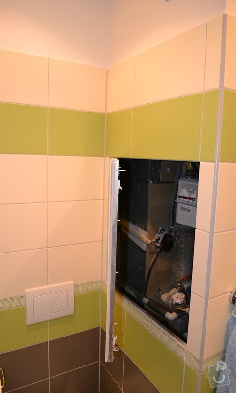 Rekonstrukce bytového jádra: DSC_0667