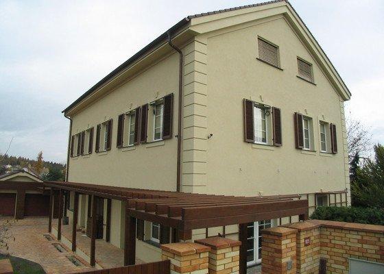 Pergoly, balkon, okenice
