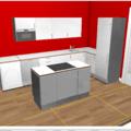 Stavba kuchyne z ikei praha 8 kuchyne