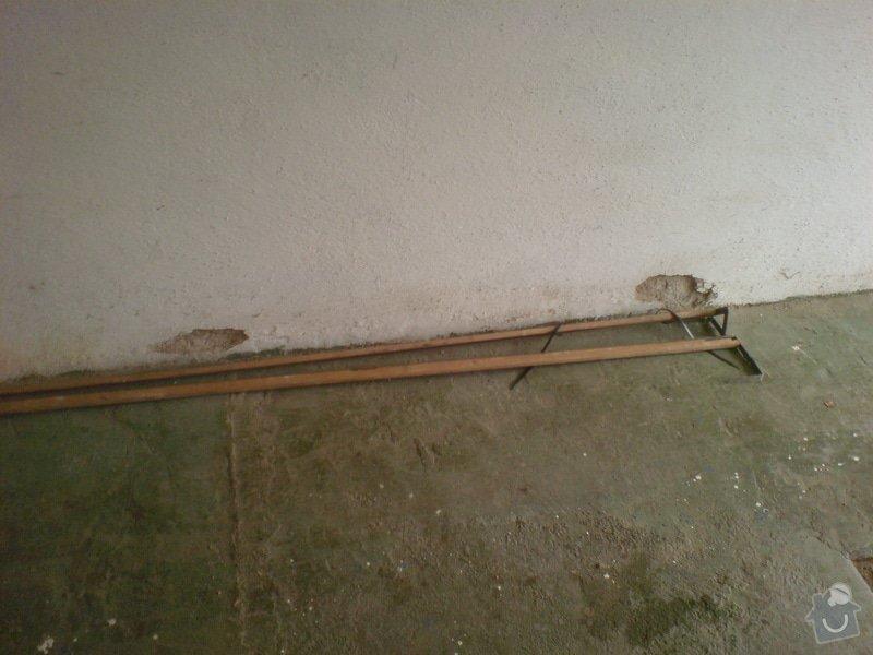 Zednické práce, rekonstrukce garáže: DSC01187