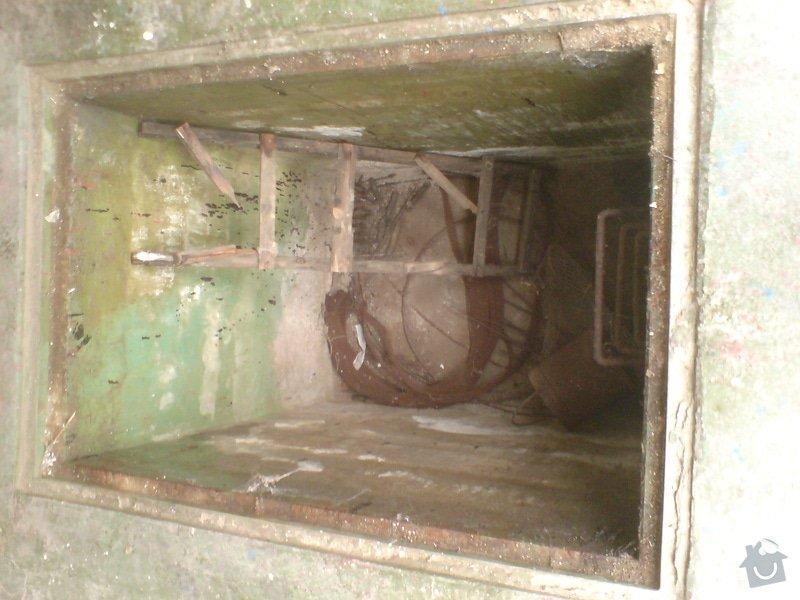 Zednické práce, rekonstrukce garáže: DSC01189