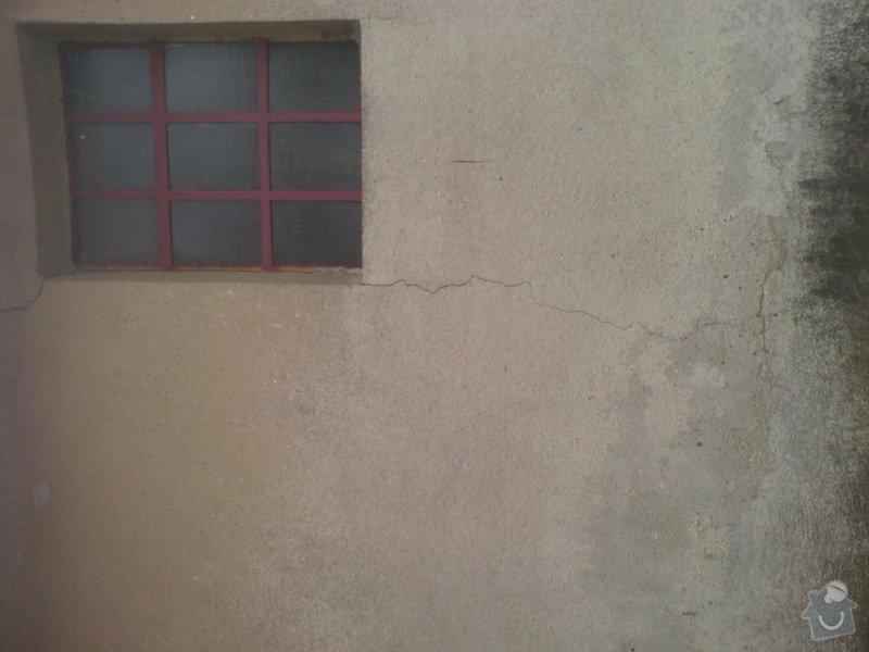 Zednické práce, rekonstrukce garáže: DSC01194