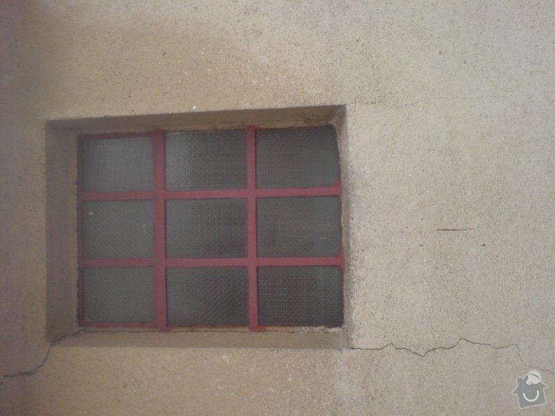 Zednické práce, rekonstrukce garáže: DSC01195