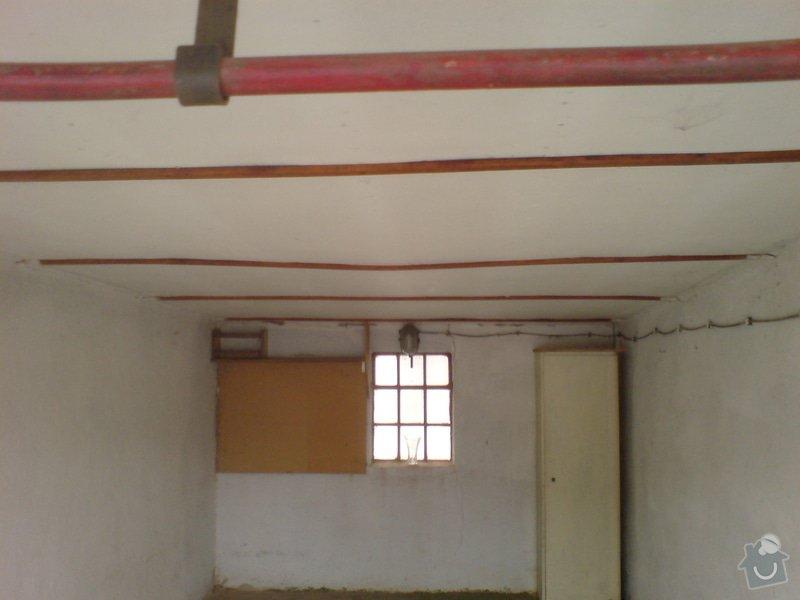Zednické práce, rekonstrukce garáže: DSC01191