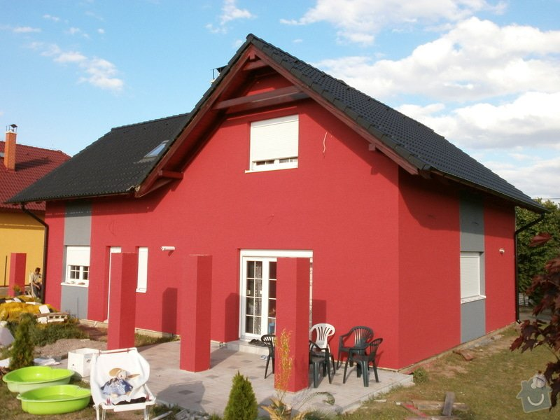 Zhotovení silikonové fasády: Fasada_Kolin_023