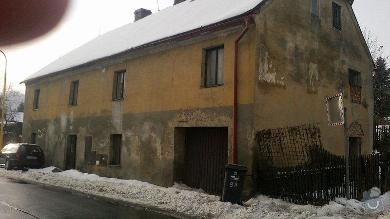 Renovace a nátěr fasády: 2012-12-25-150