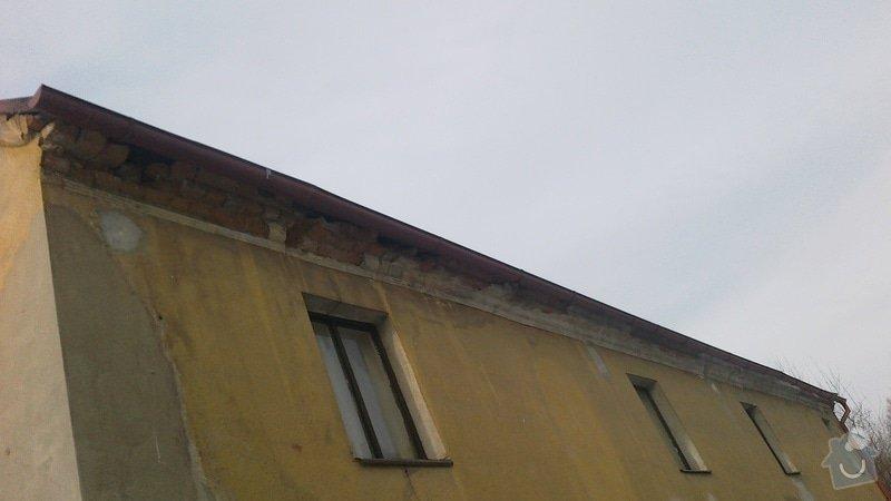 Renovace a nátěr fasády: 2012-12-25-155