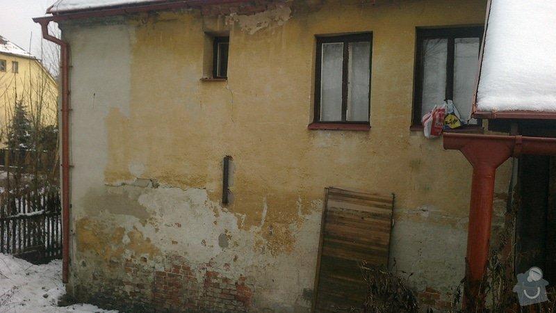 Renovace a nátěr fasády: 2012-12-25-136