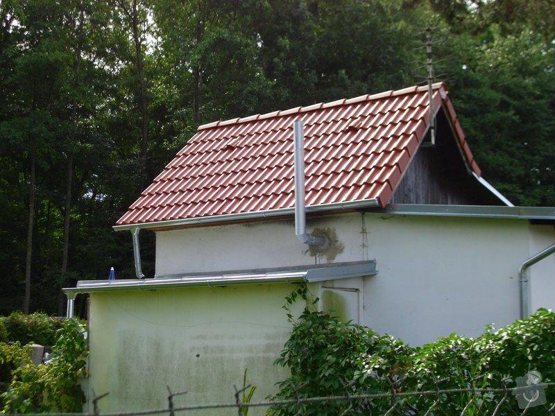 Střecha na chatě,pergola a montáž zahradního domku: IMG_1042