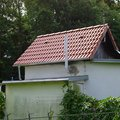 Strecha na chate pergola a montaz zahradniho domku img 1042