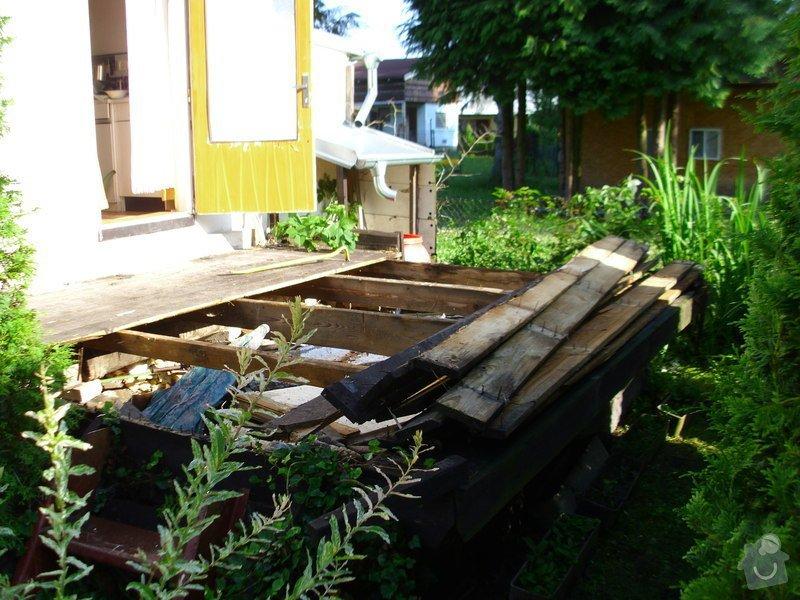 Střecha na chatě,pergola a montáž zahradního domku: IMG_1281