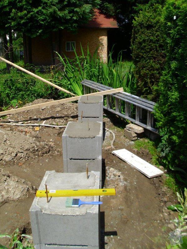 Střecha na chatě,pergola a montáž zahradního domku: IMG_1300
