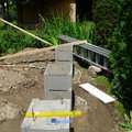 Strecha na chate pergola a montaz zahradniho domku img 1300