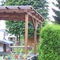 Strecha na chate pergola a montaz zahradniho domku img 1329