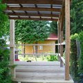 Strecha na chate pergola a montaz zahradniho domku img 1342