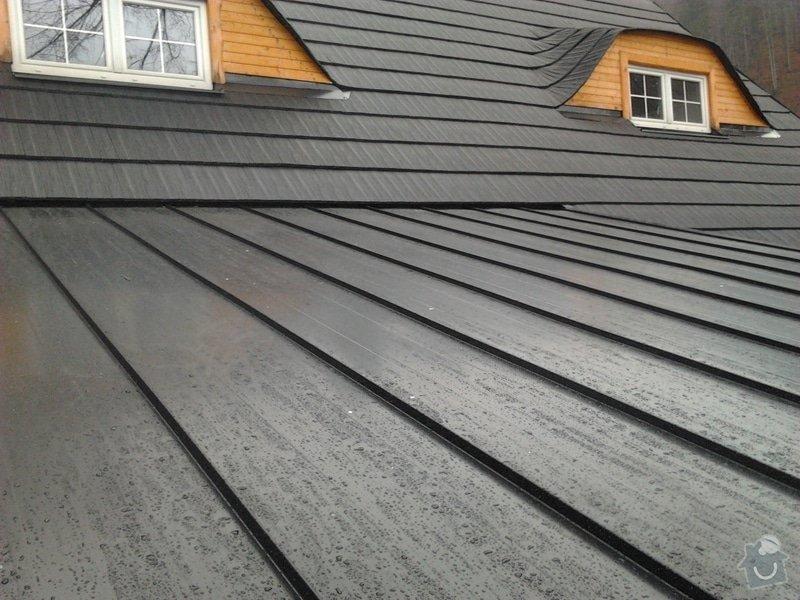 Pokrytí střechy verandy, instalace okapového systému, oprava střechy: 2012-12-28_12.29.44