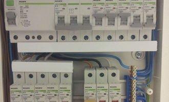 Nove rozvody elektriky v panelovem byte 3 1 lubos hlavsa rozvadec