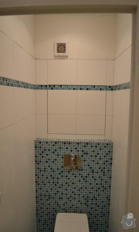 Dokončení rekonstrukce WC v bytě, instalace geberitu, obklady: DSC_0952