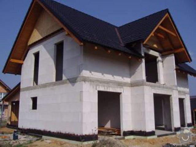 Zateplení nízkoenergetického domu: Lipnik_RD1_01
