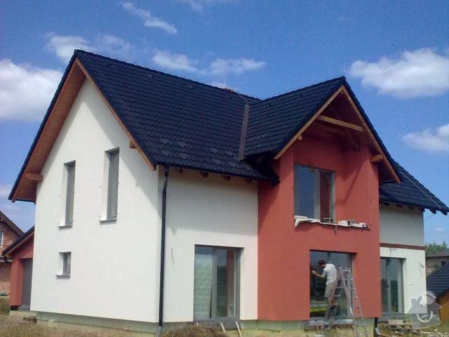 Zateplení nízkoenergetického domu: Lipnik_RD1_02