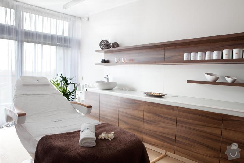 Kosmetický salón - zakázkový nábytek: 6