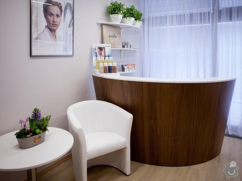 Kosmetický salón - zakázkový nábytek: 7