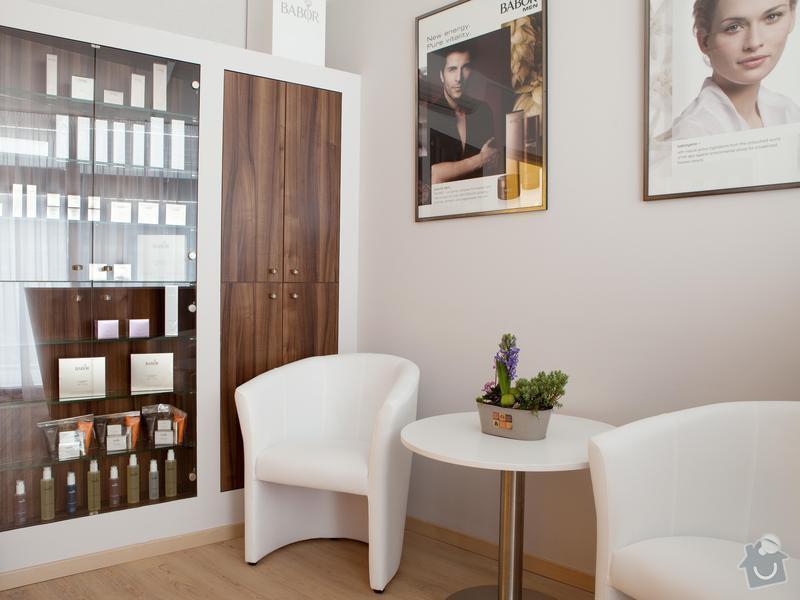 Kosmetický salón - zakázkový nábytek: 8