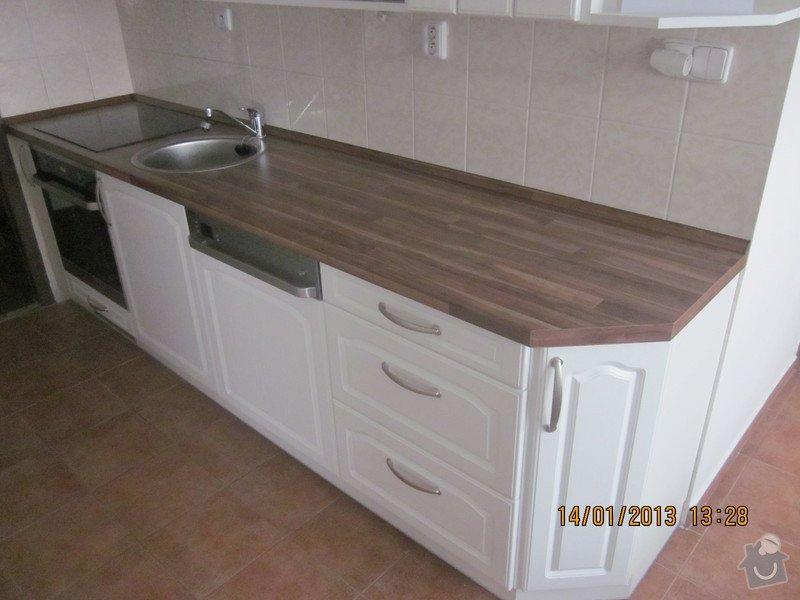 Výroba a montáž kuchyně v panelovém bytě: IMG_0830