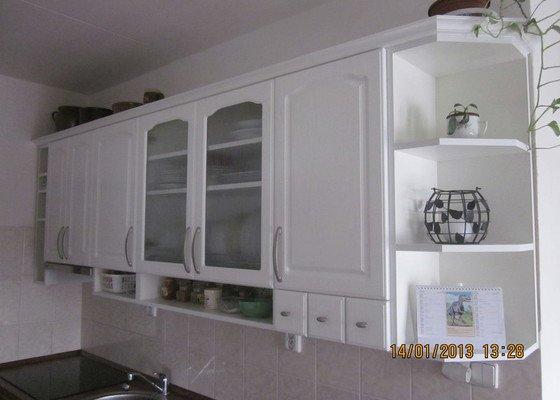 Výroba a montáž kuchyně v panelovém bytě