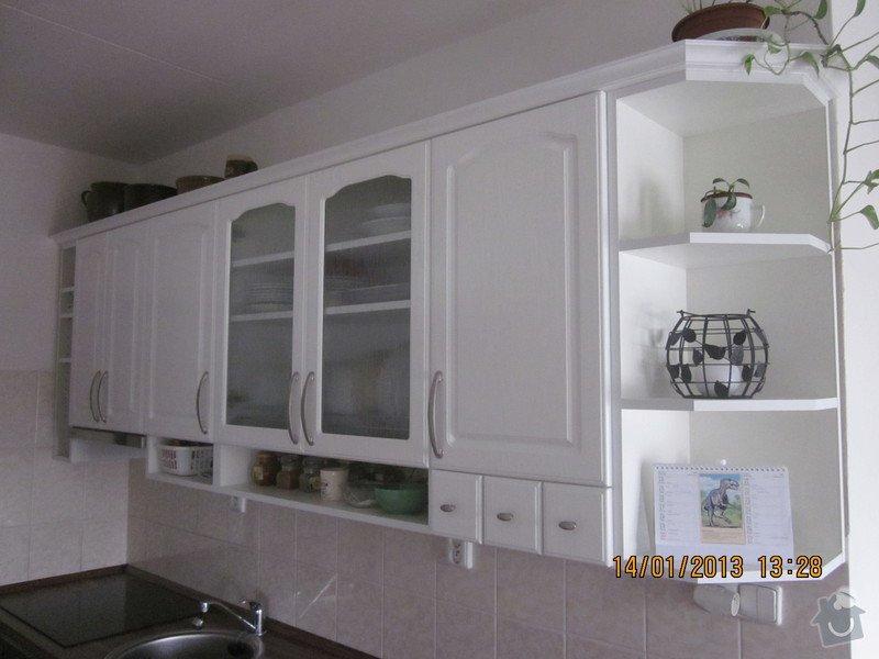 Výroba a montáž kuchyně v panelovém bytě: IMG_0831