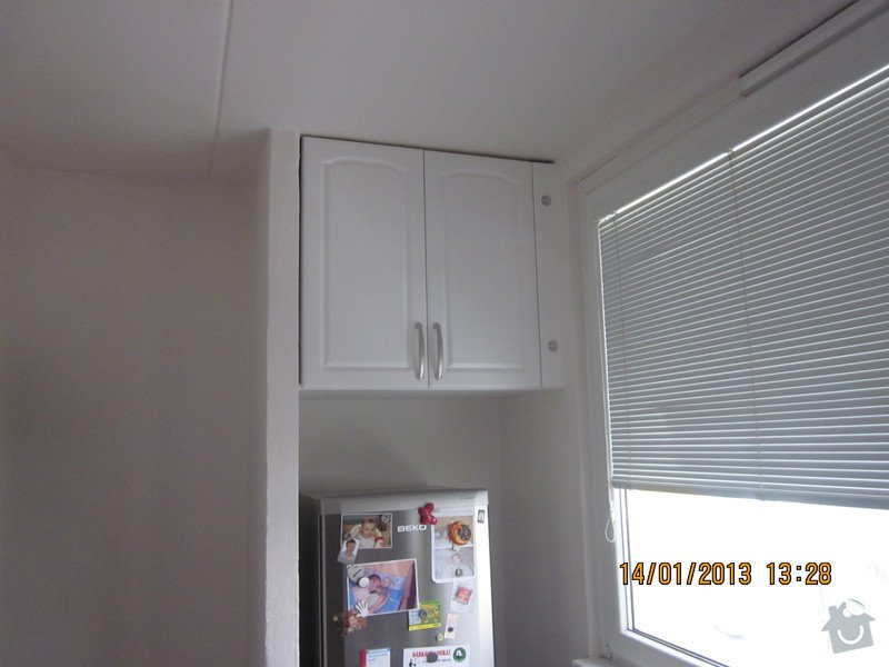 Výroba a montáž kuchyně v panelovém bytě: IMG_0832