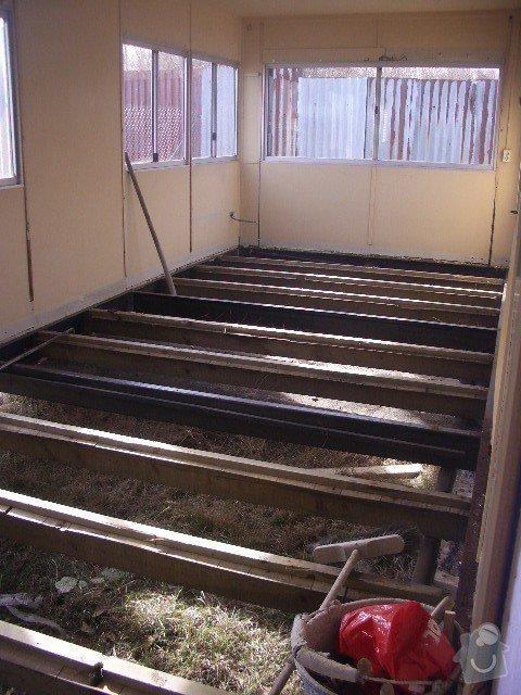 Rekonstrukce stavebni bunky pro bydleni: prace-bunka-05