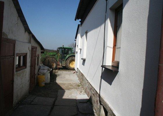 Renovace fasádní omítky