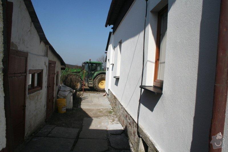 Renovace fasádní omítky: IMG_7111