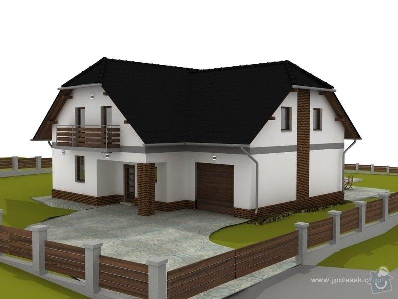 Návrh interiéru a exteriéru novostavby: RDkajlikovi7