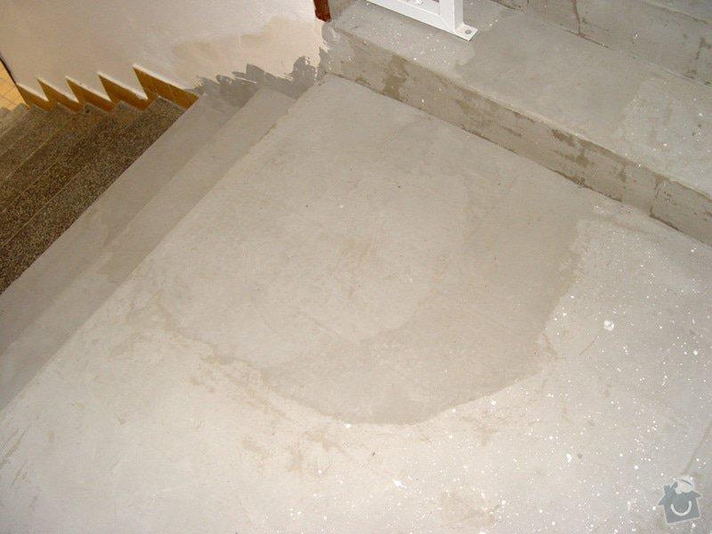 Oprava schodiste teraco: schody4
