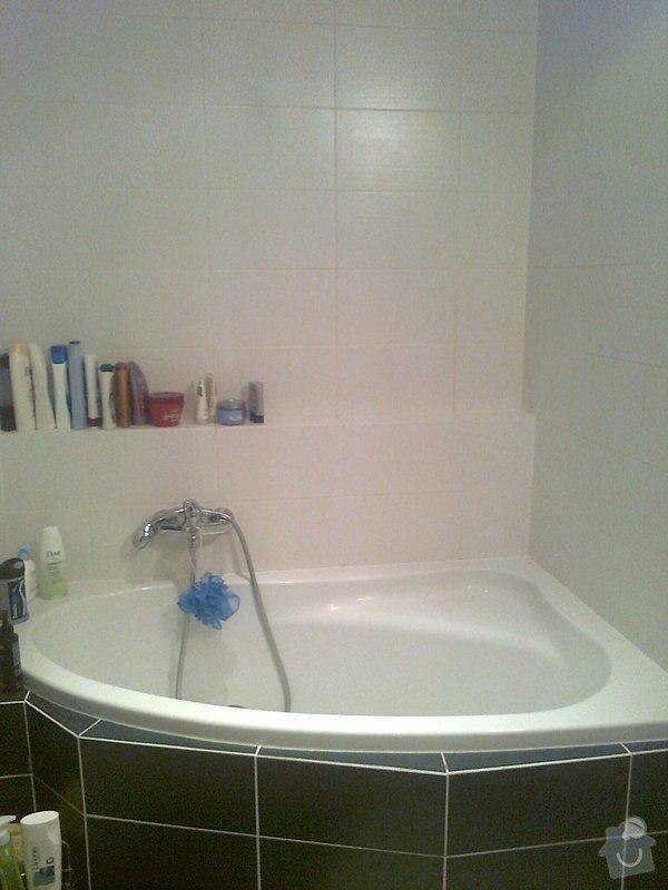 Přespárování koupelny: Fotografie0261