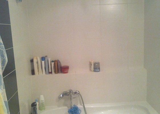 Přespárování koupelny