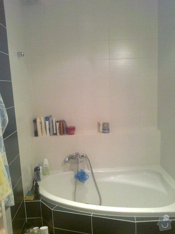 Přespárování koupelny: Fotografie0263