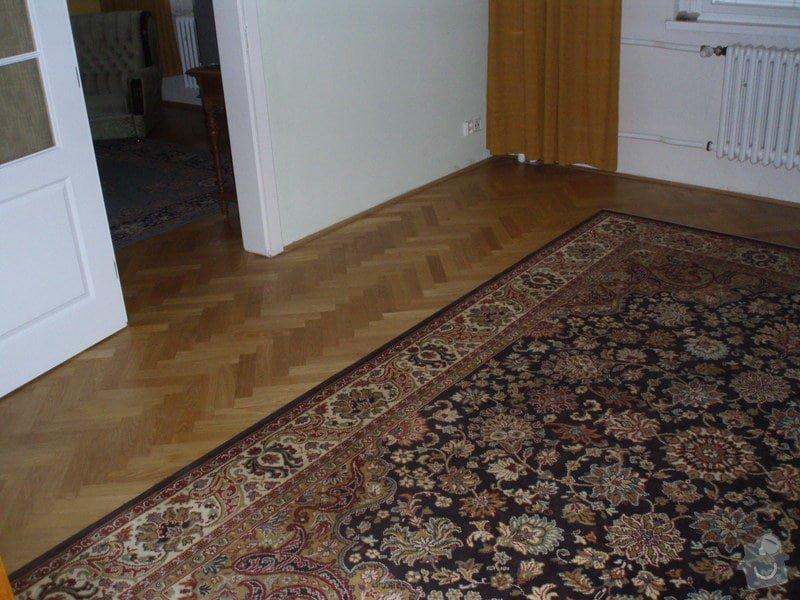 Broušení a lakování parket,pokládka plovoucí podlahy: P1150963